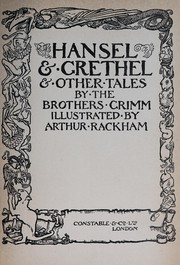 Cover of: Hansel & Grethel | Jacob Grimm