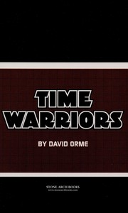 Cover of: The time warriors | David Orme