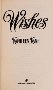 Cover of: Wishes | Kathleen Kane