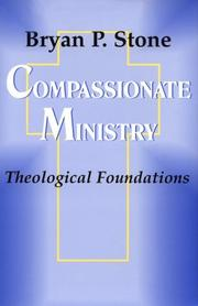 Cover of: Compassionate ministry