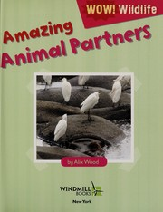Cover of: Amazing animal partners