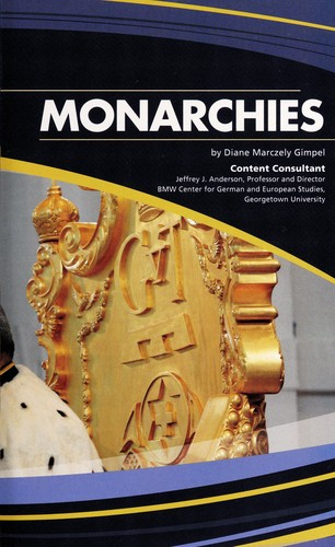 Monarchies by Diane Gimpel