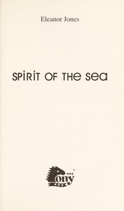 Cover of: Spirit of the sea