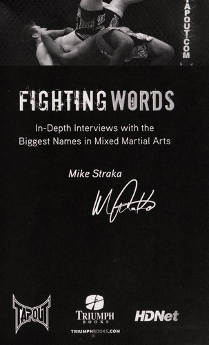 Fighting words by Mike Straka