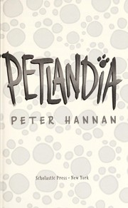 Cover of: Petlandia | Peter Hannan