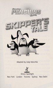 Cover of: Skipper's tale | Judy Katschke