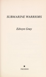 Cover of: Submarine warriors