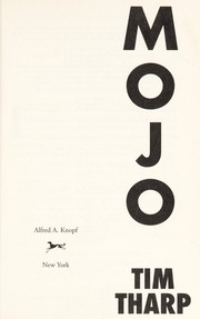Cover of: Mojo | Tim Tharp
