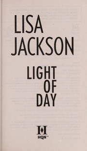 Cover of: Light of day