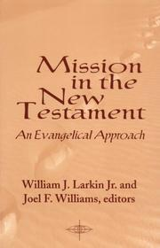 Cover of: Mission in the New Testament |