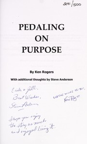 Cover of: Pedaling on purpose