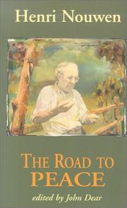 Cover of: The Road to Peace | Henri J. M. Nouwen