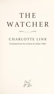 Cover of: The watcher