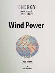 Cover of: Wind power: now and in the future