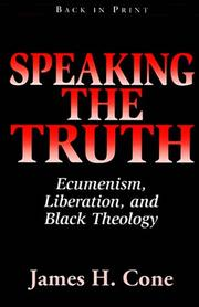 Cover of: Speaking the truth