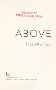 Cover of: Above