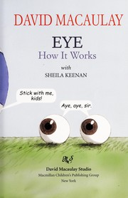 Cover of: Eye