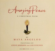 Cover of: Amazing peace | Maya Angelou