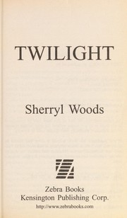 Cover of: Twilight | Sherryl Woods