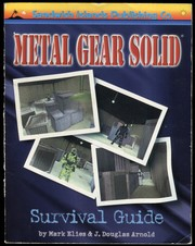 Cover of: Metal Gear Solid, Survival Guide