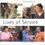 Cover of: Lives of Service