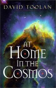 Cover of: At Home in the Cosmos | David Toolan