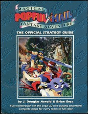 Cover of: Popful Mail: Magical Fantasy Adventure, The Official Strategy Guide