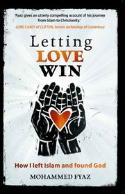 Cover of: Letting LOVE WIN |