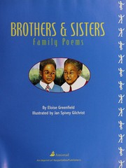 Cover of: Brothers & sisters: family poems
