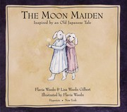Cover of: The moon maiden | Flavia Weedn