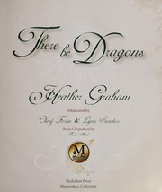 Cover of: There be dragons | Heather Graham