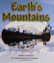Cover of: Earth's mountains