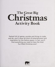 Cover of: The great big Christmas activity book | Helen Otway