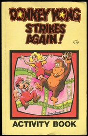 Donkey Kong by Jo-Ann Marshall, Shane Sherman, Stacy Sherman