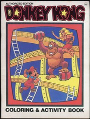 Donkey Kong by Dean Lorey, Fran Rizzo, James Sherman