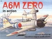 Cover of: A6M Zero in action