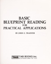 Cover of: Basic blueprint reading for practical applications