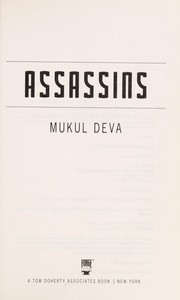 Cover of: Assassins
