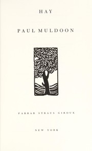 Cover of: Hay | Paul Muldoon