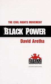 Cover of: Black power