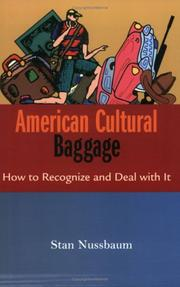 Cover of: American cultural baggage | Stan Nussbaum