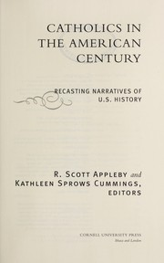Cover of: In the American tradition