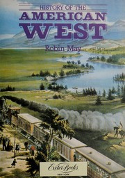 Cover of: History of the American West