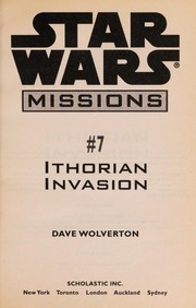 Cover of: Ithorian invasion