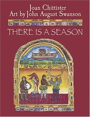 Cover of: There Is a Season | Joan Chittister