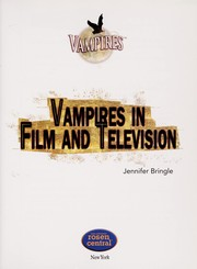 Cover of: Vampires in film and television | Jennifer Bringle