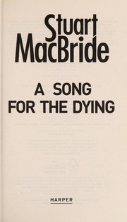 Cover of: A song for the dying