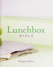 Cover of: Lunchbox bible | Margaret Barca