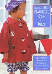 Nautical knits for kids by Debbie Bliss