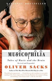 Cover of: Musicophilia | Oliver Sacks